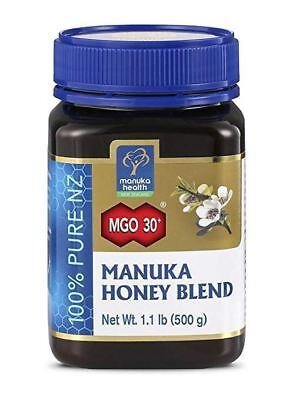 Manuka Health Manuka Blended Honey Mgo 30 (5+) 500g