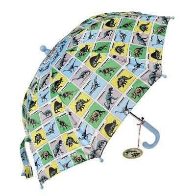 NEW Rex Childrens Umbrella - Prehistoric Dinosaurs