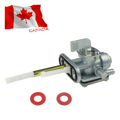 For Suzuki LT80 1987 - 2006 Fuel Gas Petcock Tank Valve Switch Pump ATV Quad