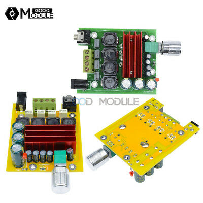 8-25V TPA3116D2 NE5532 Mono OPAMP Audio Digital Subwoofer Amplifier Board