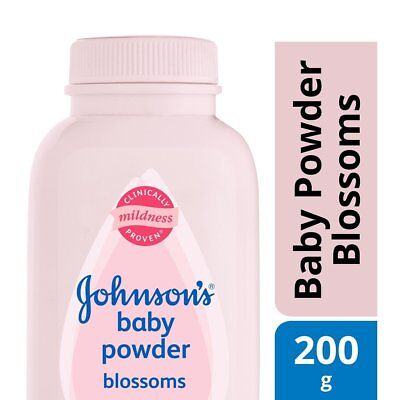 Baby Powder Blossoms For Silky Soft Skin Clinically Proven By Johnson's 200gm RG