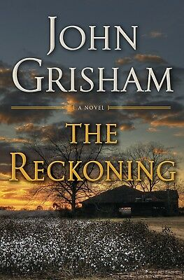 The Reckoning A Novel by John Grisham Hardcover 0385544154 Mystery NEW