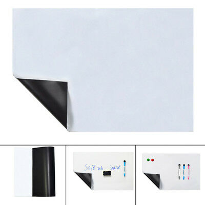 A3 A4 Magnetic Whiteboard Reminder Fridge Family Message Board Office Memo