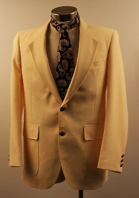 Medium,long,yellow, New  Jacket With Tie.