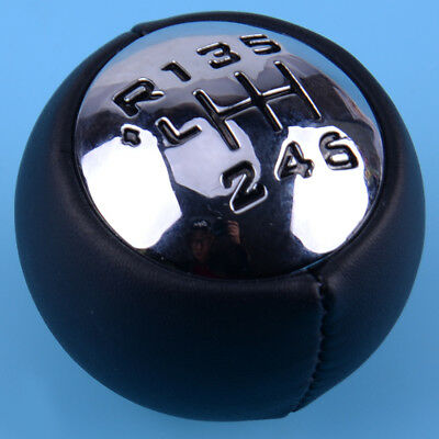 Peugeot Sticks Gear Knob 6 Speed Fit for 307 308 3008 407 5008 807 Shift Lever