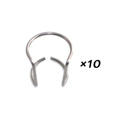 10PCS WSD60P AG60 Plasma Cutter Torch Guide Ring Accessories Link Pilot CUT50P