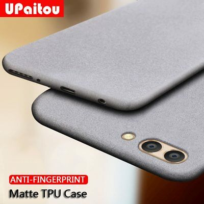 Sand Matte Phone Case for Huawei Honor 10 9 8 Lite Case Soft Ultra Thin Cover