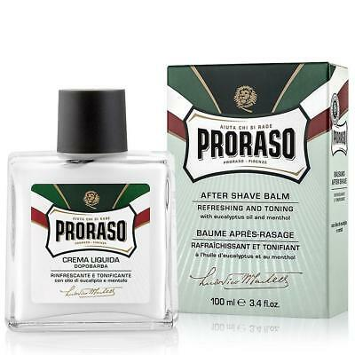 Proraso Eucalyptus & Menthol Refresh Aftershave Balm 100Ml