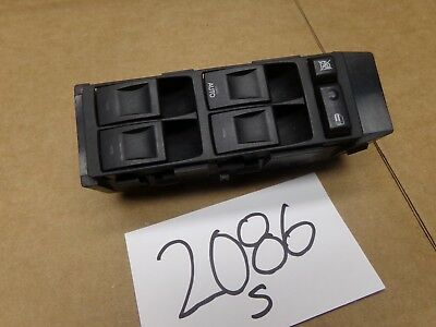 05-06 JEEP GRAND CHEROKEE DRIVER LEFT SIDE MASTER POWER WINDOW SWITCH 04602342AF