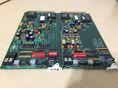 Intraplex Gatesair Harris  Audio Cards  Pt-350 & Pr-350  (Matched Set)