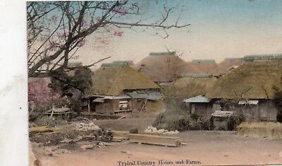 Country House And Farm  Japan