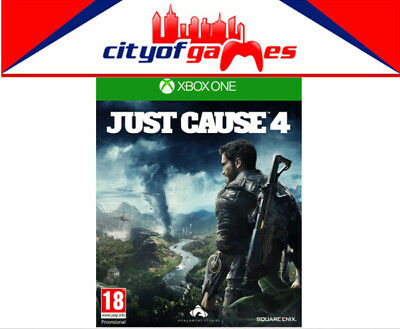 Just Cause 4 Xbox One Game Brand New & Sealed In Stock