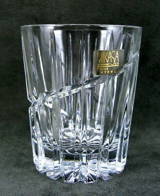 Mikasa Crystal UPTOWN  Double Old Fashioned