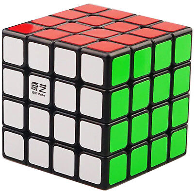 4x4 QiYi QiYuan Ultra Fast Speed Cube Magic Twist Puzzle Brain Teaser USA SELLER
