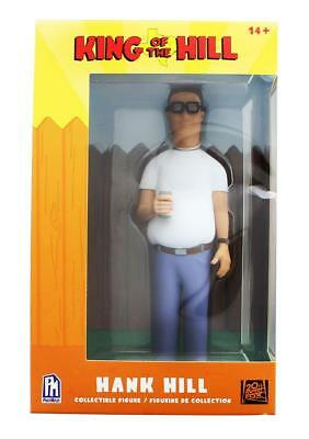 King of the Hill Exclusive 5-Inch Hank Hill Vinyl Figure
