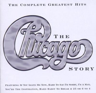 Chicago - Greatest Hits: The Chicago Story - Com Nuovo CD