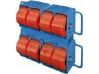 Transportroller 12 Tonnen AS120-P -40,0X34,5X14,5cm