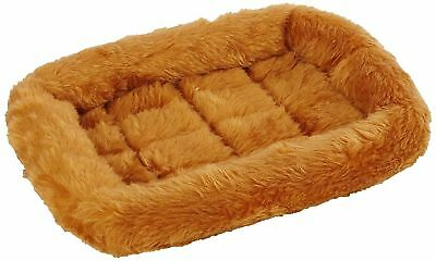 - NEW - MidWest Deluxe Bolster Pet Bed for Dogs & Cats