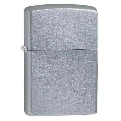Zippo 207 Windproof Street Chrome Classic Lighter