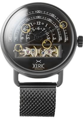 NEW Xeric Halograph Automatic Mesh All Black | AUTHORIZED DEALER
