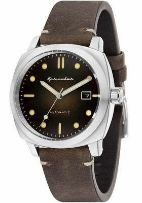 NEW Spinnaker Hull Automatic Brown | AUTHORIZED DEALER