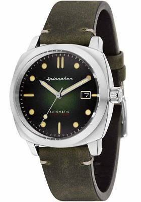 NEW Spinnaker Hull Automatic Olive | AUTHORIZED DEALER