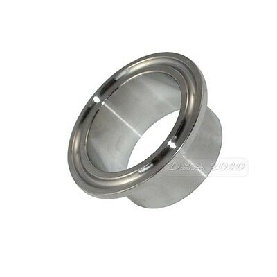 "For Tri Clamp 1.5"" Stainless Steel SS316 32MM 1.25"" OD Sanitary Weld on Ferrule"