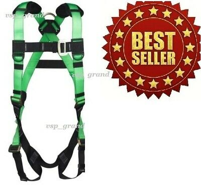 CONTRACTOR FULL BODY Harness Falltech 7015 New Fall