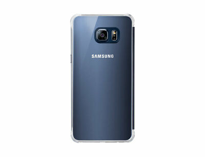 Official OEM SAMSUNG Galaxy S6 EGDE PLUS Wallet/Clear /S-VIEW Cover Case-Genuine