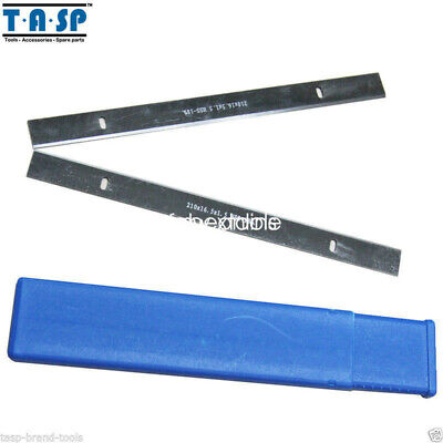 210x16.5x1.5mm Replacement Planer Blades for ERBAUER 052 BTE & PB02 - Set of 2