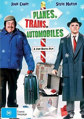 Planes Trains and Automobiles DVD Region 4 NEW