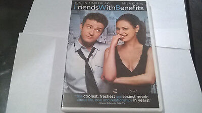 Friends With benefits. $1.49 Used Dvd. Unlimited $3.00 Media Mail