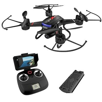 Holy Stone F181G Drone with 720P HD Camera 5.8G LCD FPV Selfie  RC Quadcopter