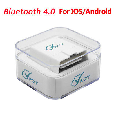 ELM327 Viecar 4.0 OBD2 Bluetooth 4.0 Scanner for Multi-brands for IOS Android PC