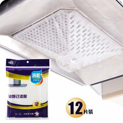 Clean Cooking Nonwoven Range Hood Grease Filter Pollution Filter Filter Paper KL