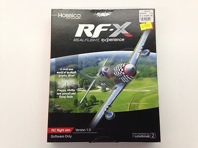 Realflight-X Software Only GPMZ4548 Sealed Shop-worn Package