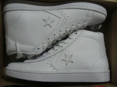 d04efe70e78db7 Men s Converse Pro Leather 76 Mid All Star Shoes 155335C Size .