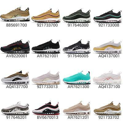 7dc183e6b09f7d Nike Air Max 97 / Premium / Lux Womens Running Shoes Lifestyle Sneakers  Pick 1