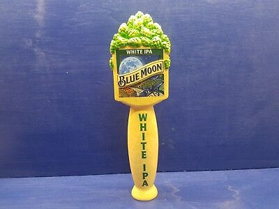 Blue Moon White IPA Beer Tap Handle Wheat Ale  NEW
