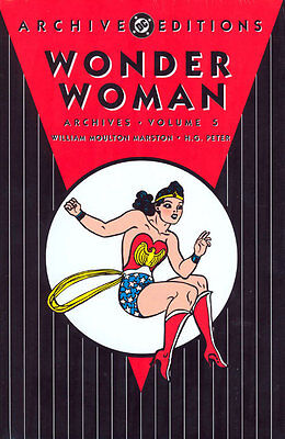 WONDER WOMAN ARCHIVES Vol. 5 / HC / DC Archive Editions / New Factory Sealed