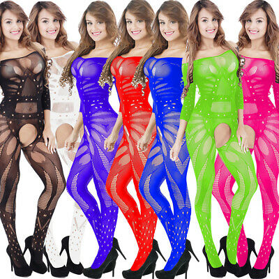 2019 Women's Sexy Lingerie Bodysuit Nightwear Underwear Babydoll Body Stocking