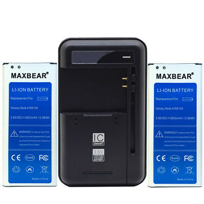 REPLACEMENT BATTERY FOR Samsung Galaxy Note 4,3230mAh