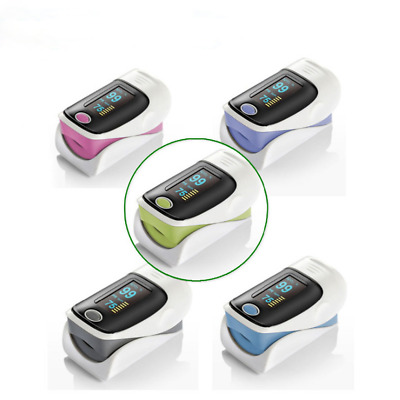 Finger Fingertip Blood Pulse Oximeter Oxygen Meter SPO2 OLED Heart Rate Monitor