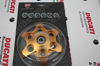 Spingidisco Frizione  In Ergal Ducati Performance per Friz. a secco  96857108b