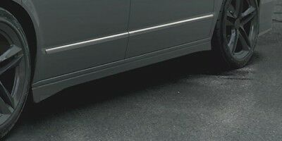 Vw Transporter T5,t5.1 ,t6  Side Skirts Abt Style Made In Uk    Swb
