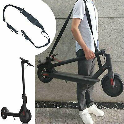 Carrying Strap Band Hand Shoulder Belt for Xiaomi Mijia M365 Electric Scooter