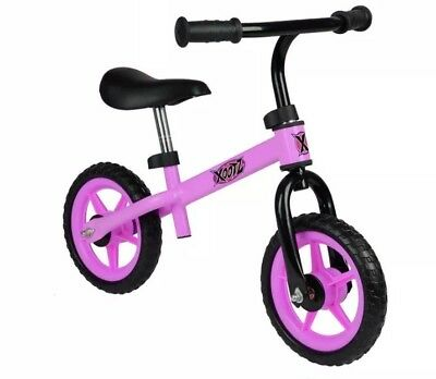 75abfc46a72 XOOTZ GIRLS TODDLER Kids Training Balance Bike Bicycle 10