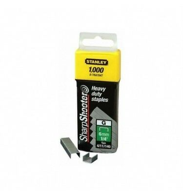 STANLEY 1000 agrafes 14mm type G