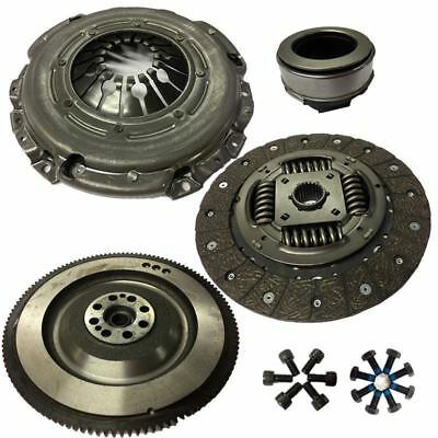 Flywheel And Clutch Kit With All Bolts For A Bmw 1 Series Hatchback 118 D