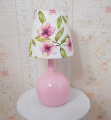 Barbie Pink Flower Ball Lamp